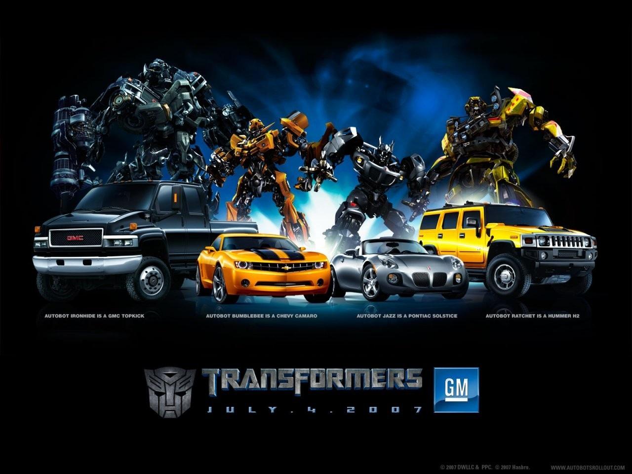 Autobots Wallpaper   Transformers Wallpaper 24079233 1280x960