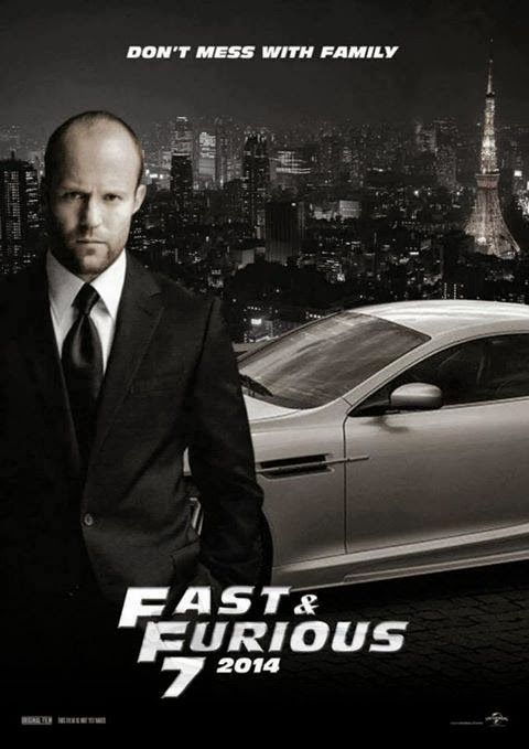 Fast and Furious 7 Posters HD Wallpaper 480x679