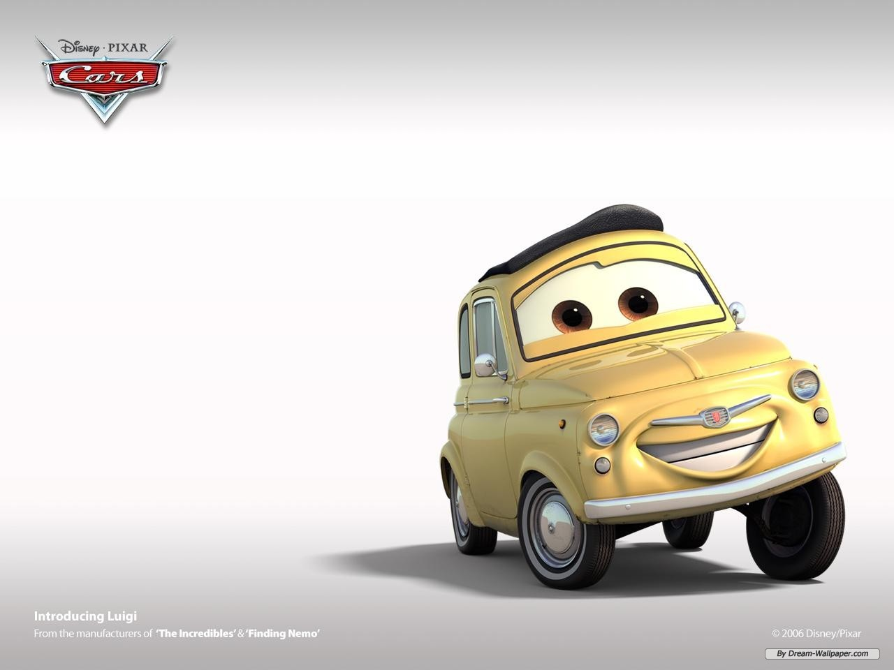 Cars 2 Cartoon Characters Names : Wallpaper cars cartoon wallpapersafari