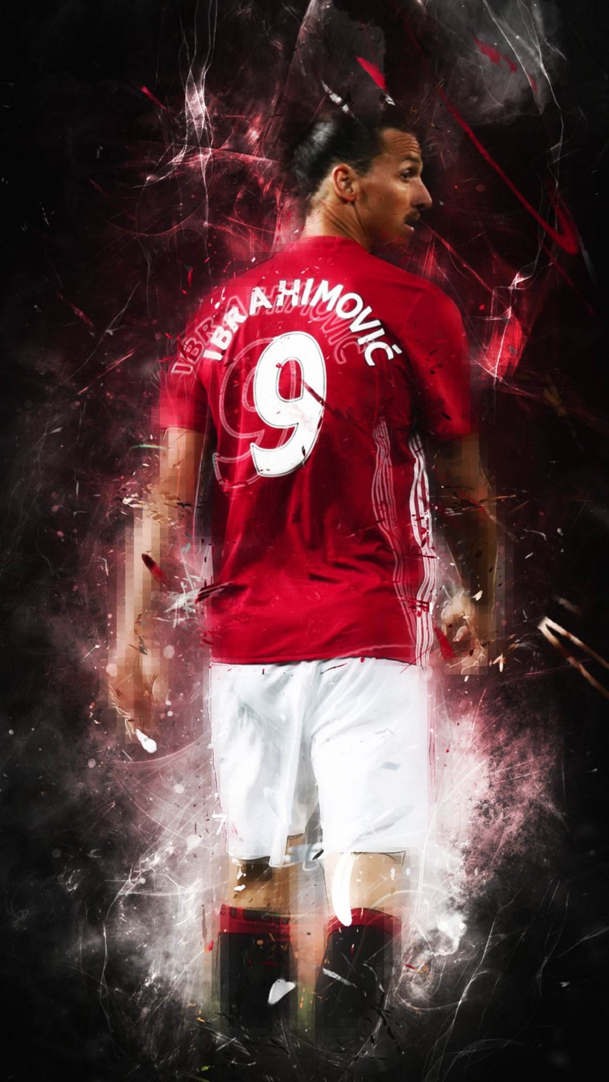 Manchester United iPhone Wallpaper 66 images 1242x2208