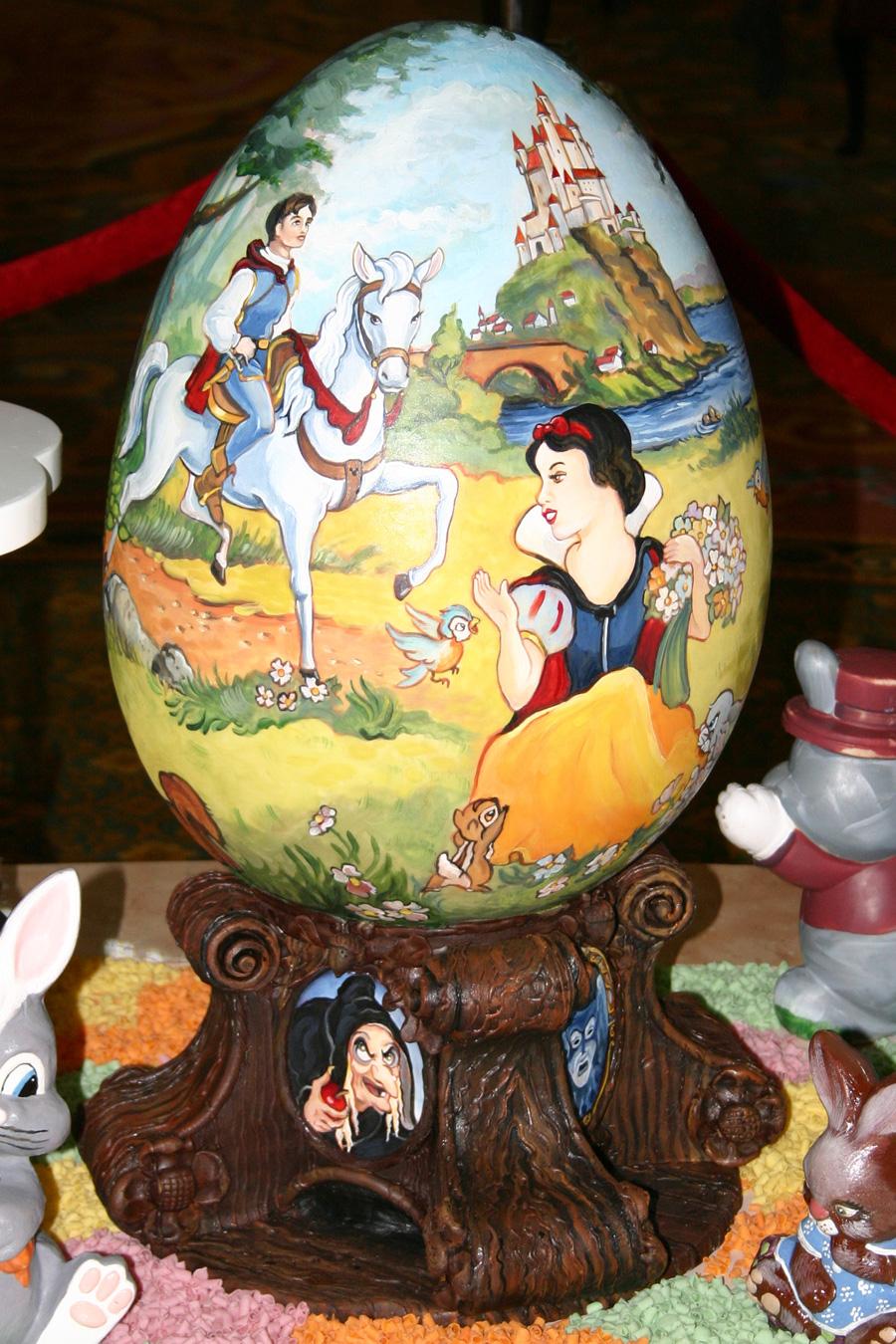 Disney Land Easter Eggs Snow White Wallpaper 900x1350