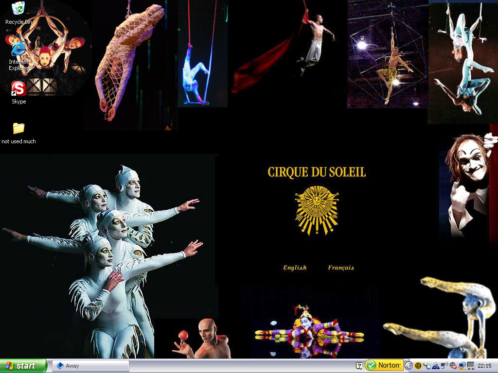 Cirque Du Soleil Wallpaper by Spidertrinityjpg 1024x768