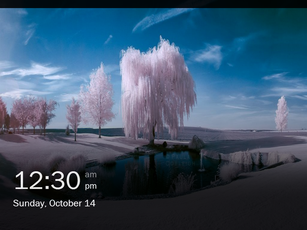 Enable or Disable Lock Screen in Windows 10 Customization Tutorials