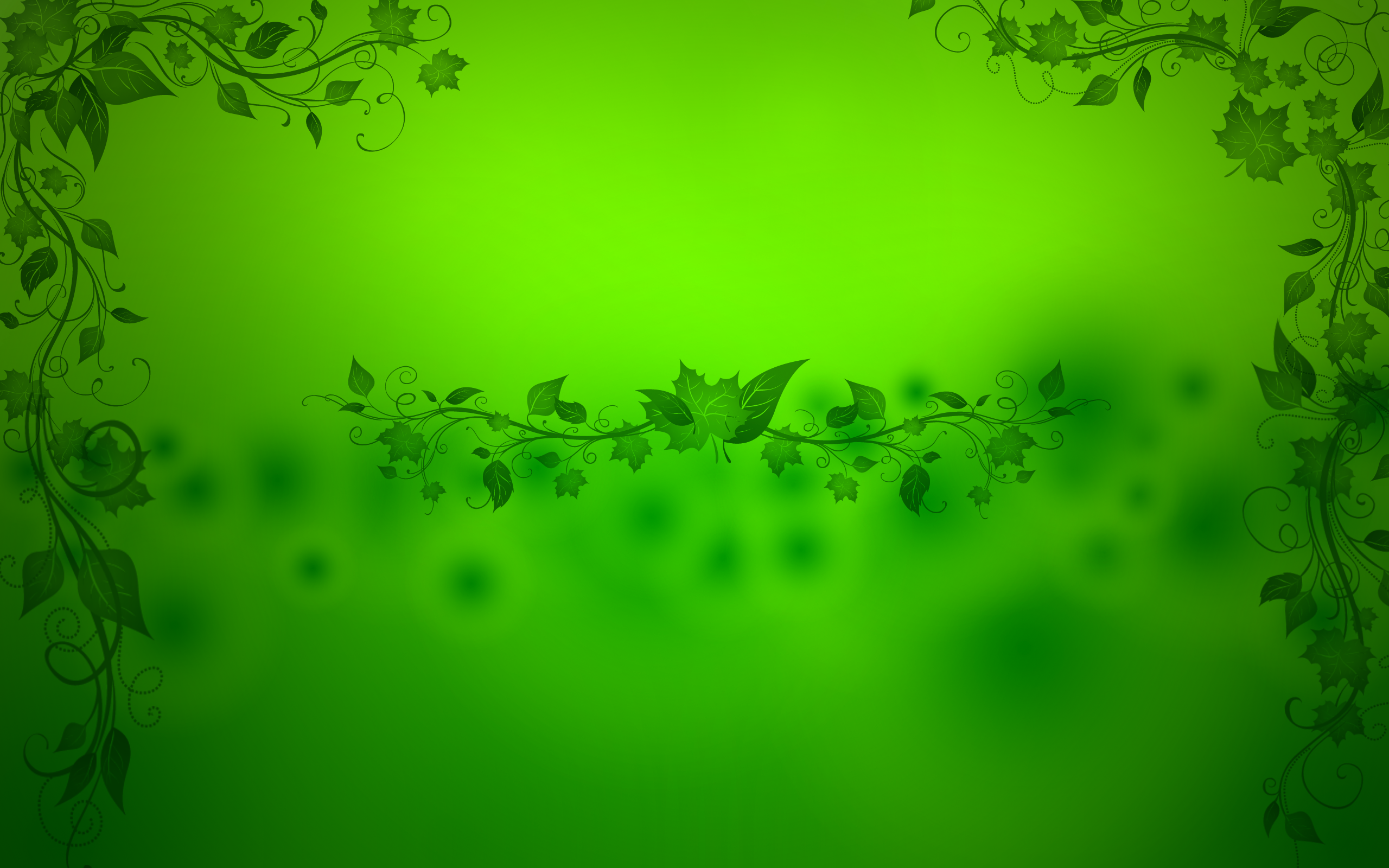 Top And Natural Green Wallpaper   Styli Wallpapers 2560x1600