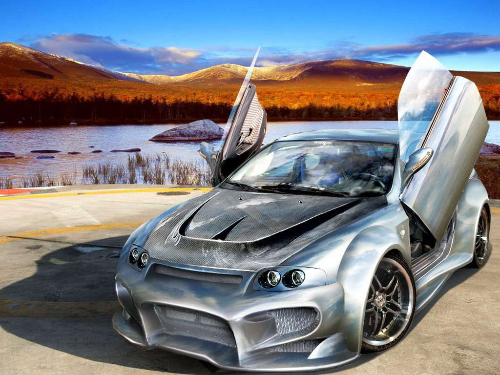 Cool 3d Car Backgrounds 9065 Hd Wallpapers in 3D   Imagescicom 1024x768