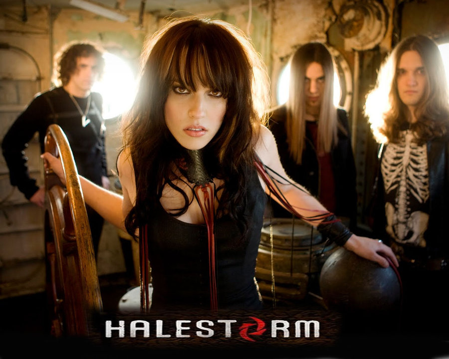 Halestorm Wallpaper by a7xfan22 900x720