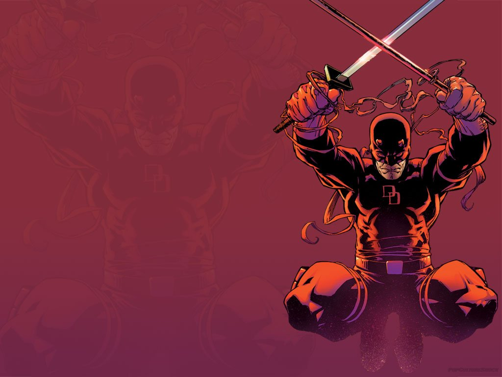 Daredevil Wallpaper Marvel Comics   HD Wallpapers 1024x768