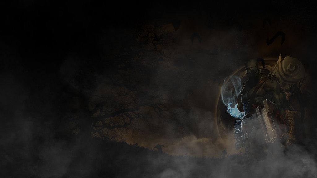 Free Download Of Legends Rengar Wallpaper 1920x1080 Zombie