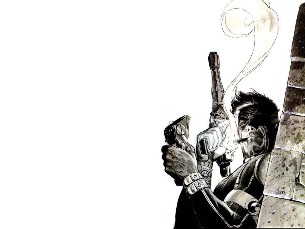 Nick Fury Wallpapers 1024x768