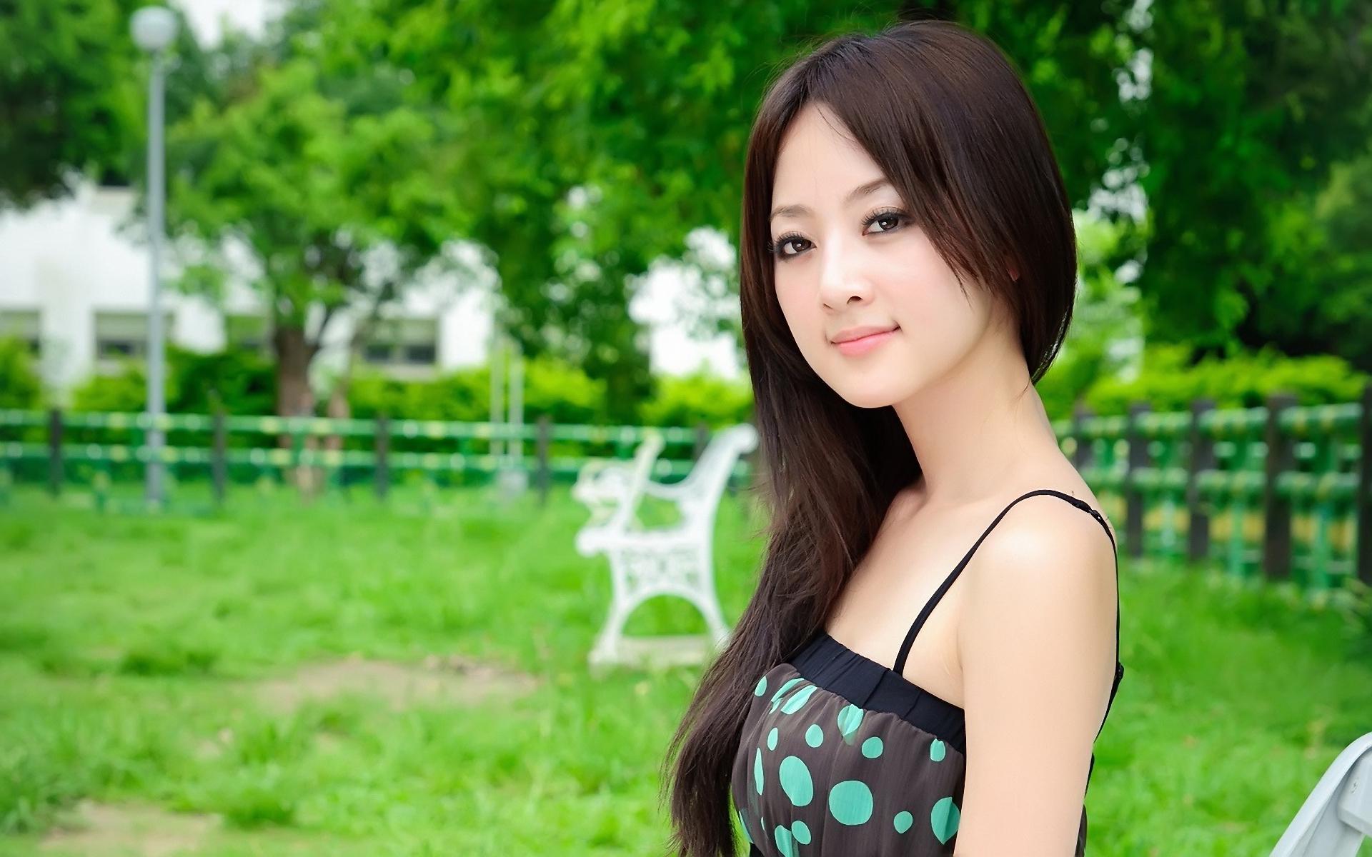 cute asian wallpaper