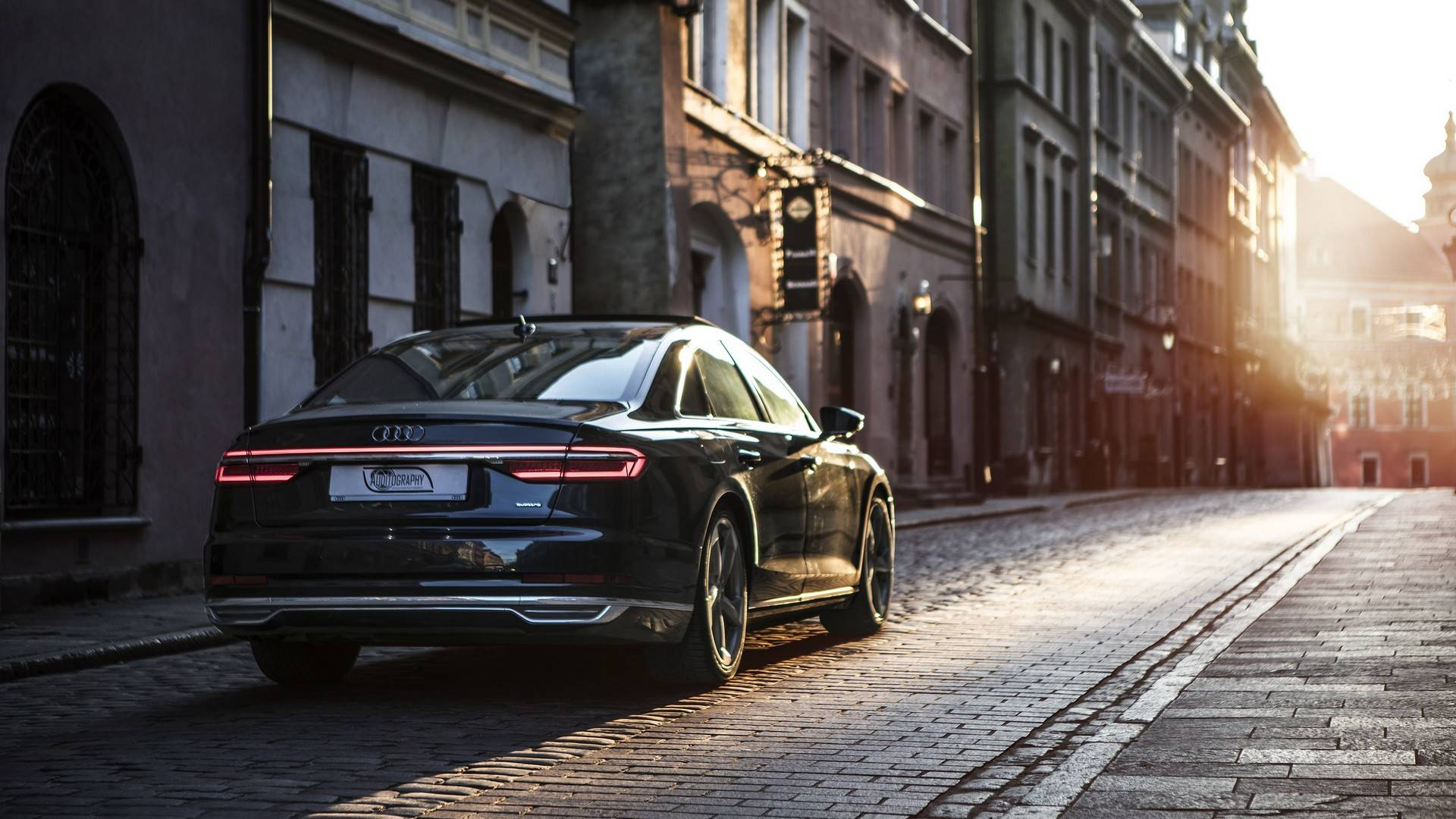 You Dont Have To Like The Audi A8 To Enjoy These Stunning Images 1920x1080