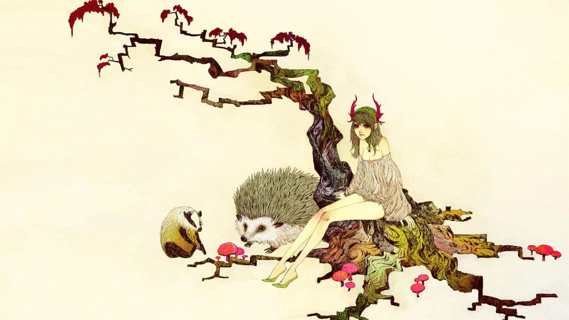 Japanese Art Wallpapers 1920x1080
