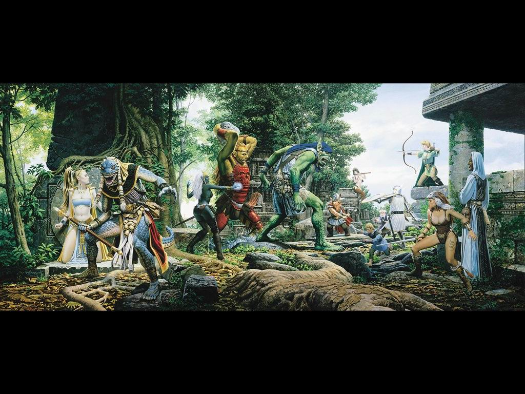 77+] Everquest Wallpaper on WallpaperSafari