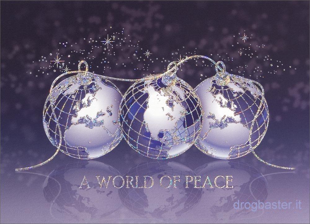 Christmas peace wallpaper wallpapersafari for Sfondi natale 3d
