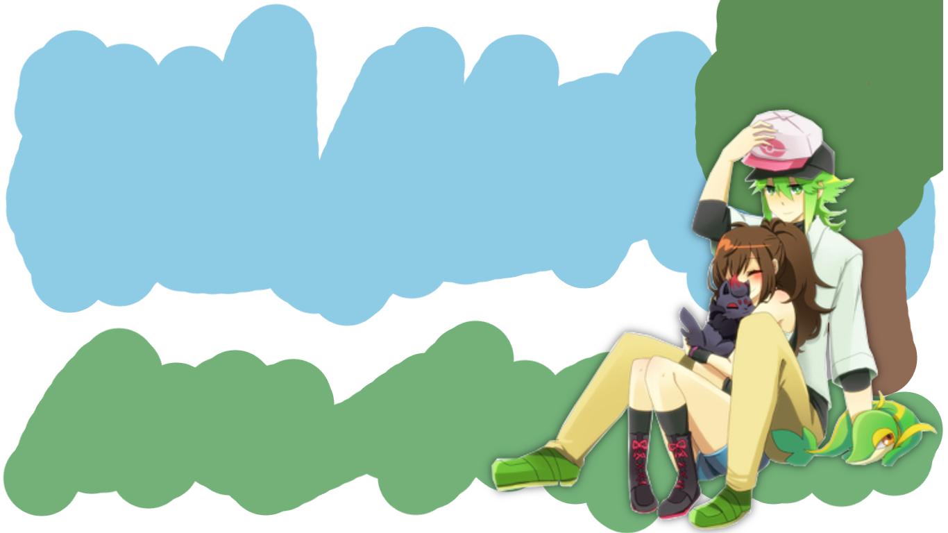 Cute Pokemon 9 Background Wallpaper   Hivewallpapercom 1366x768