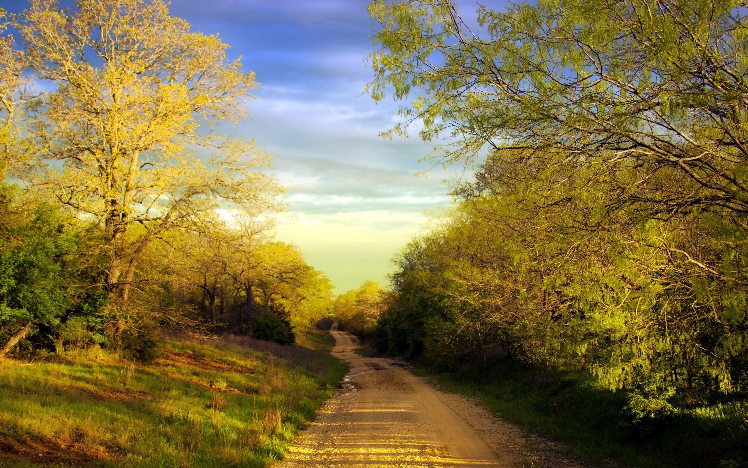 Country Spring Desktop Wallpaper Wallpapersafari