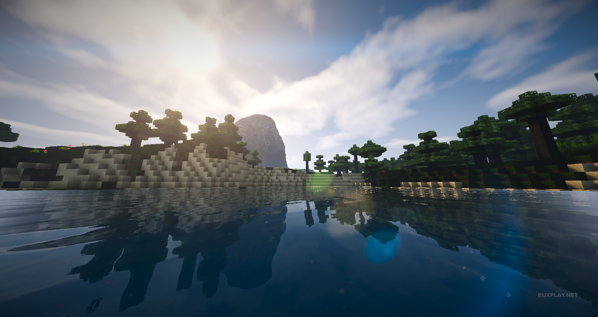 Awesome cinematic Minecraft wallpapers   RuxYT 1920x1018
