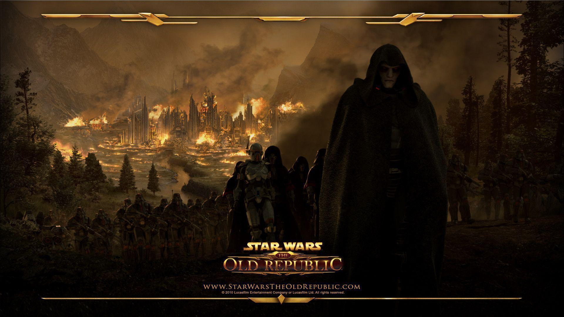 Star Wars The Old Republic Wallpapers 1920x1080 1920x1080