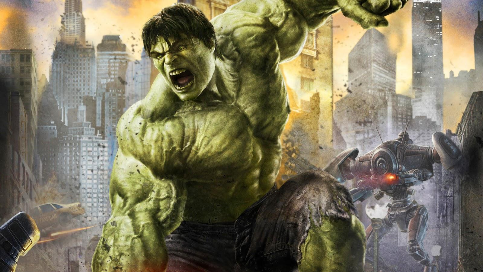 Free Download Hulk Bureaublad Achtergrond Grote Boze Hulk
