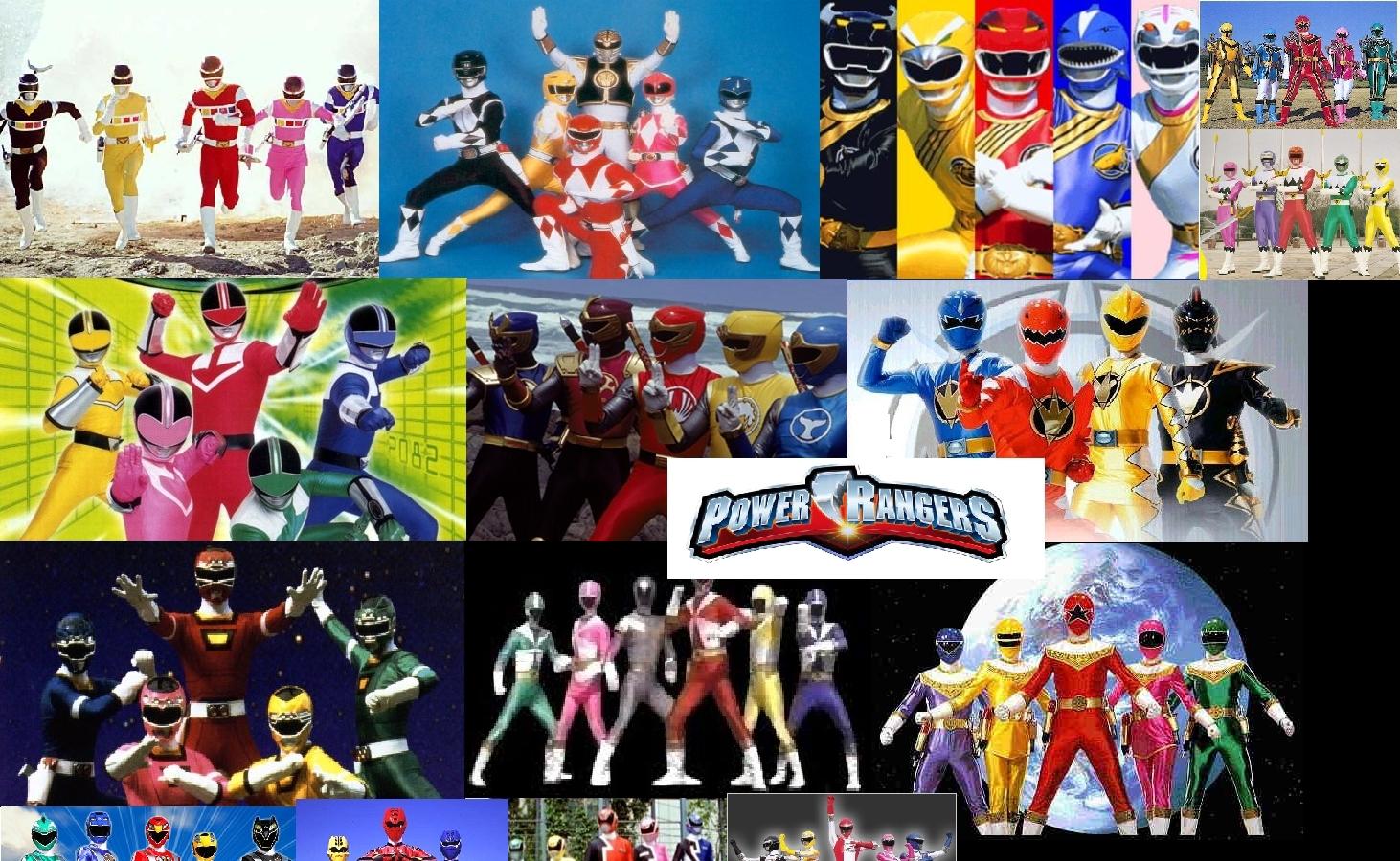 Power Rangers Wallpaper   The Power Rangers Photo 14555333 1462x900