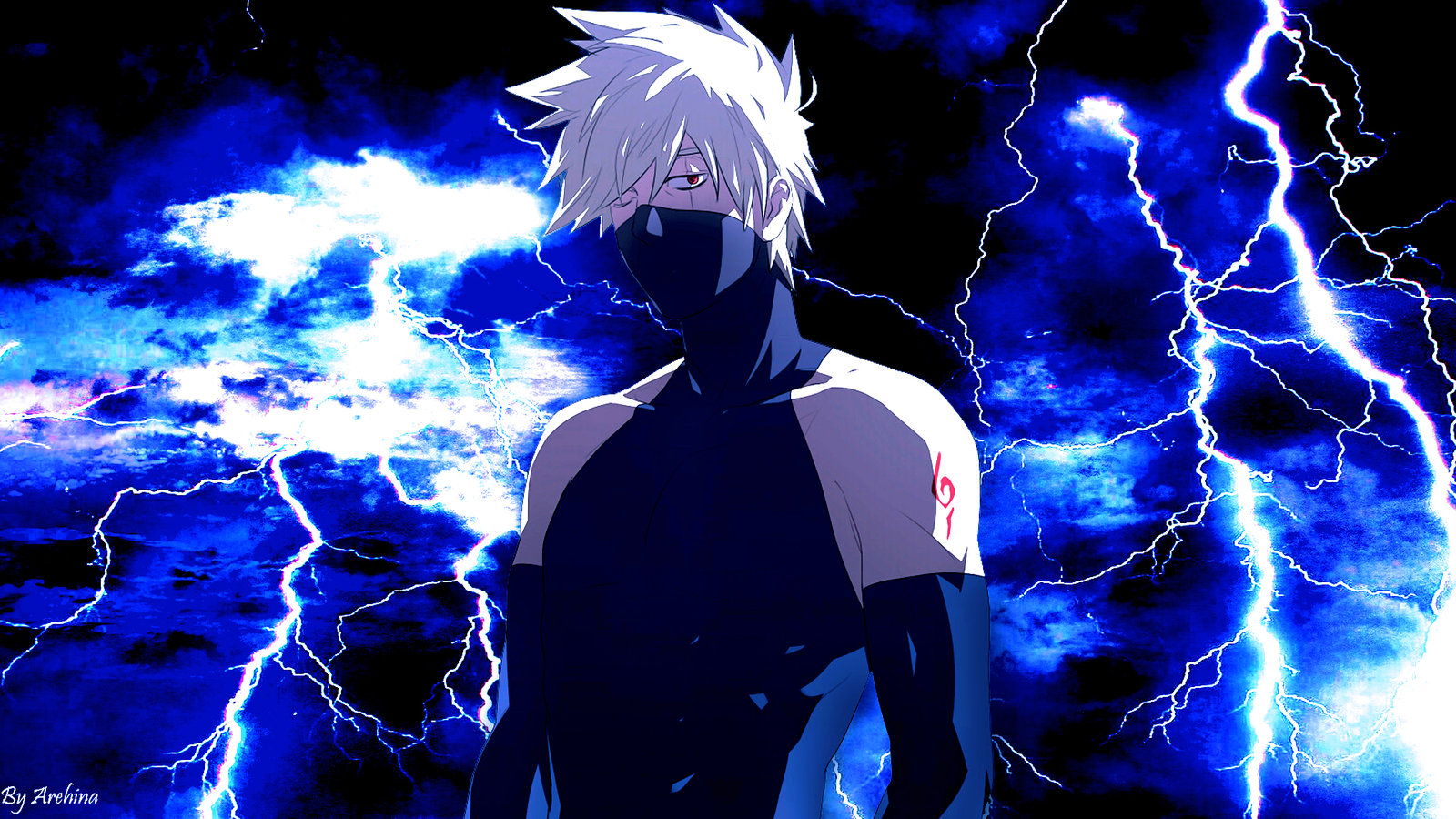kakashi naruto wallpaper wallpapersafari