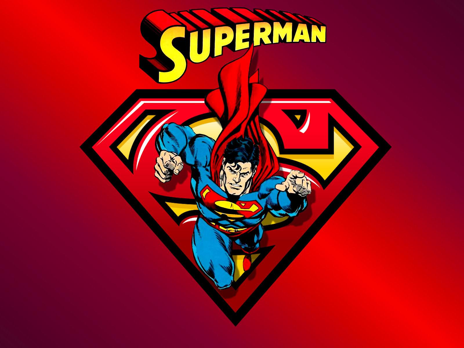 Superman Wallpaper 1 by Superman8193 1600x1200