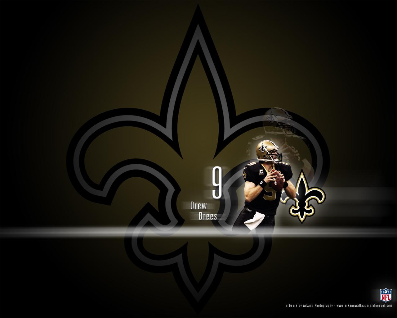 New Orleans Saints wallpaper wallpaper New Orleans Saints wallpapers 1280x1024
