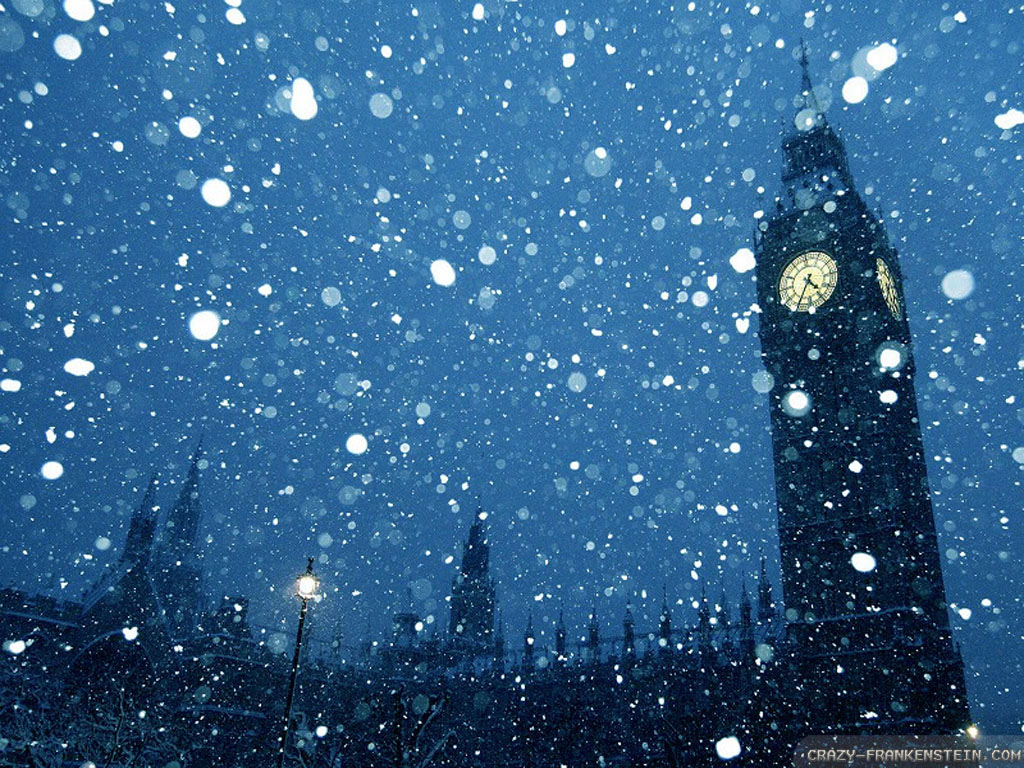 winter time in london wallpapers 1024768 1024x768