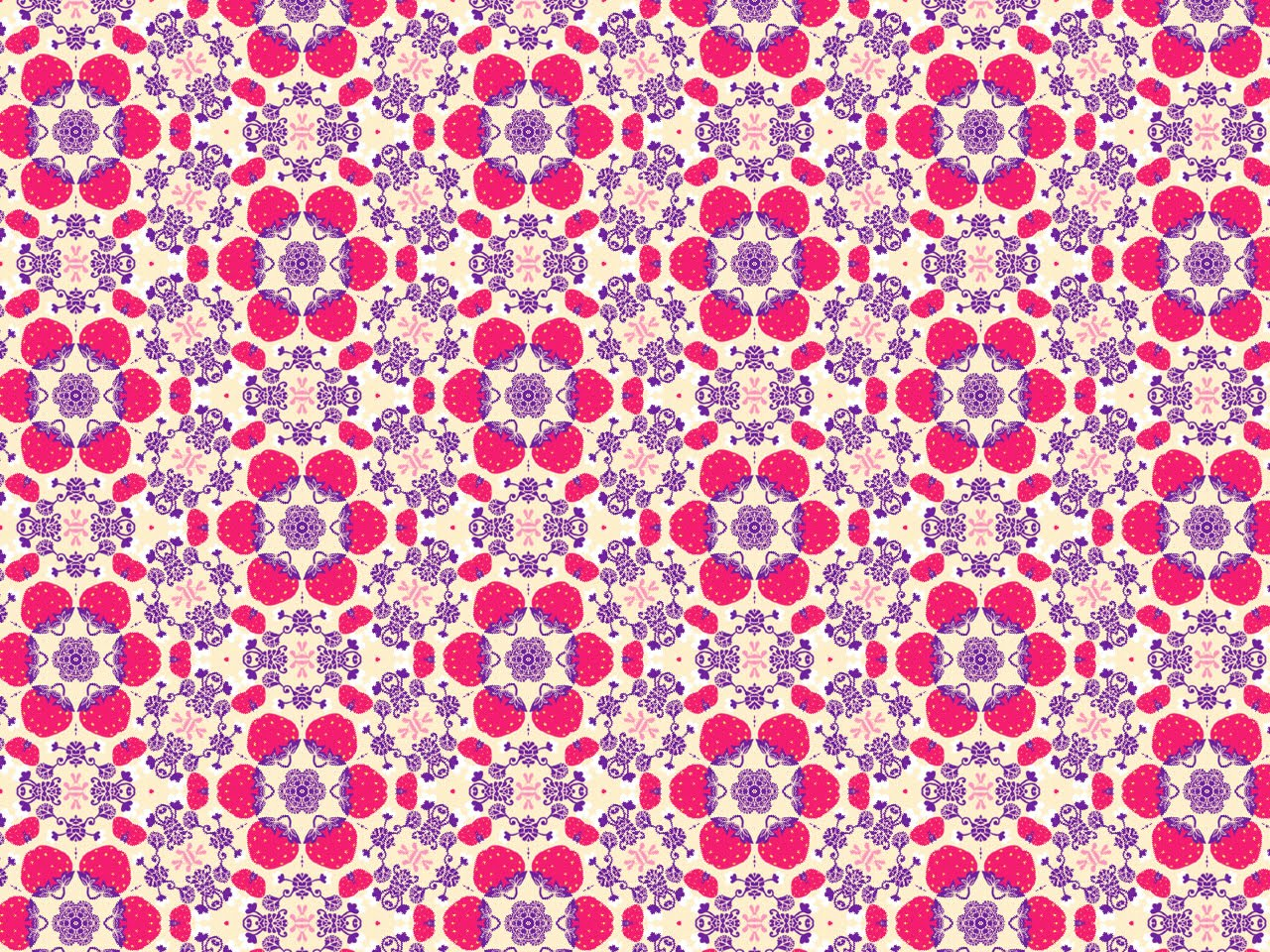 Paper Crafts Bright pink cream and purple   Pretty backgrounds 1280x960
