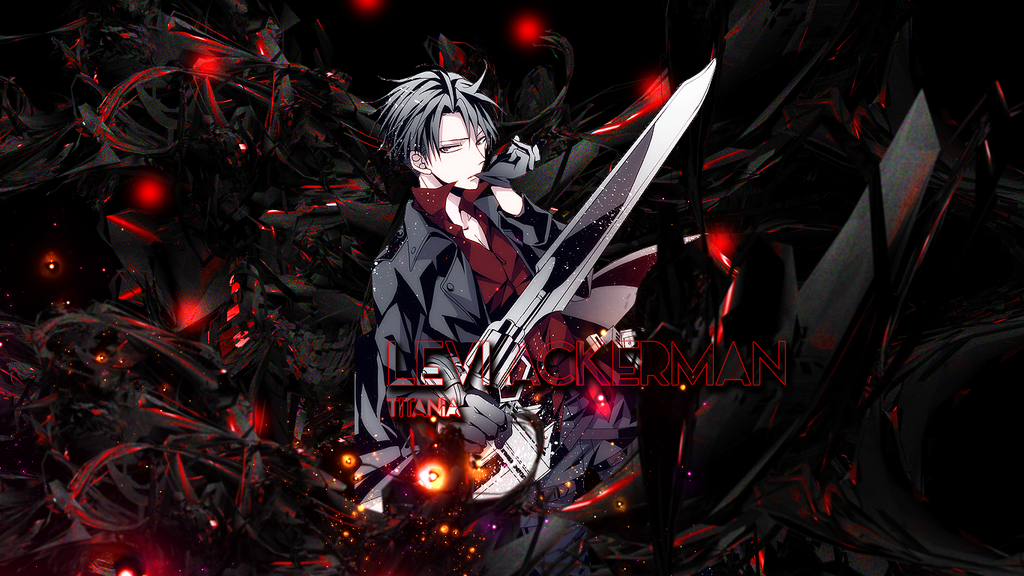 23 Attack On Titan Levi Ackerman Wallpapers On Wallpapersafari