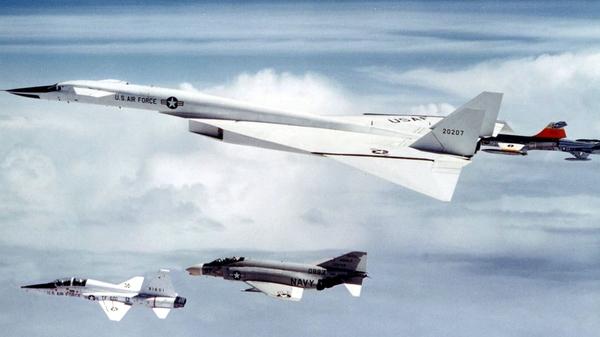 militaryaircraft aircraft military bomber nasa us air force xb70 600x337