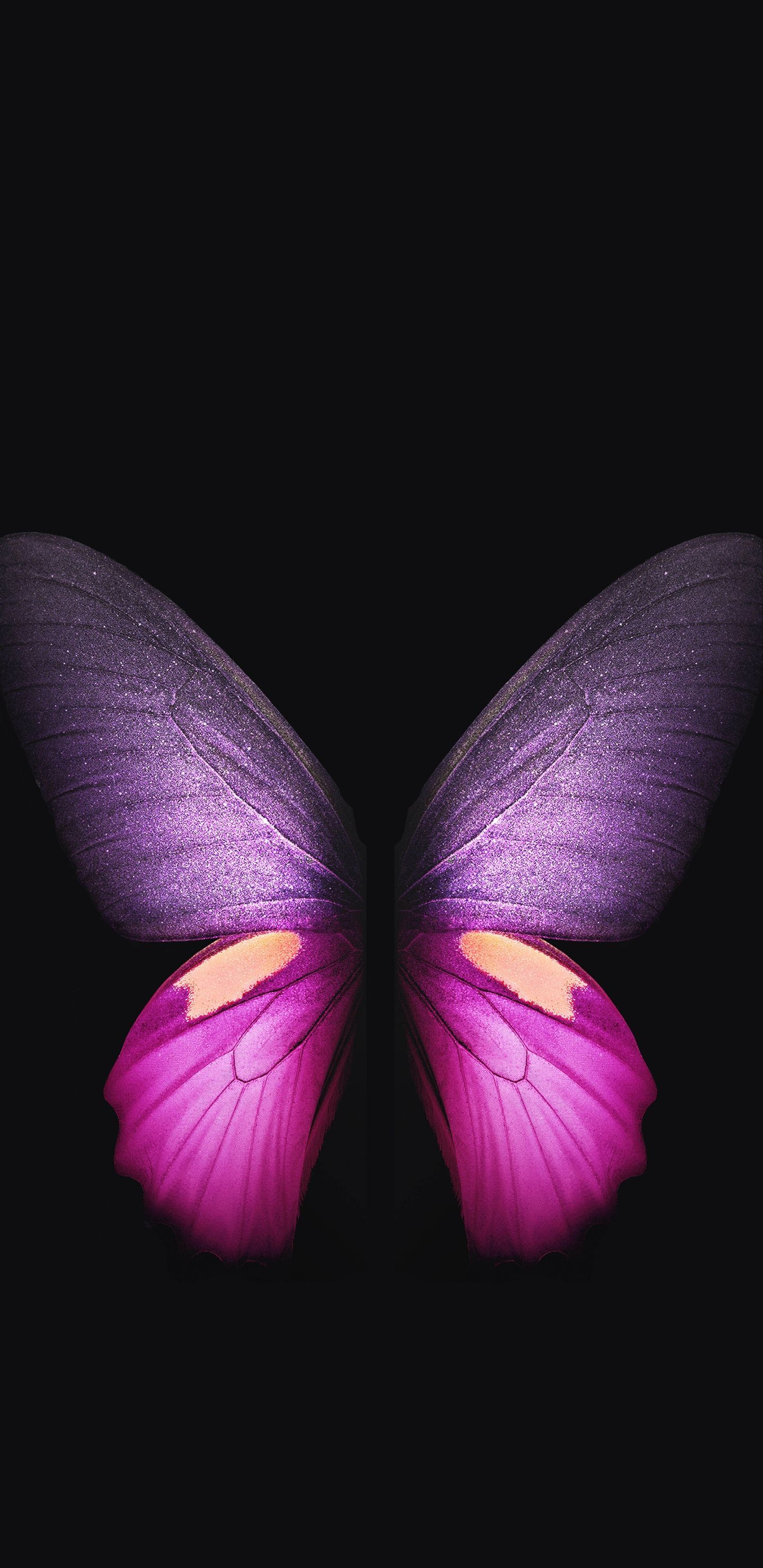 Samsung Galaxy Fold Wallpaper YTECHB Exclusive Pink Exclusive 1440x2960
