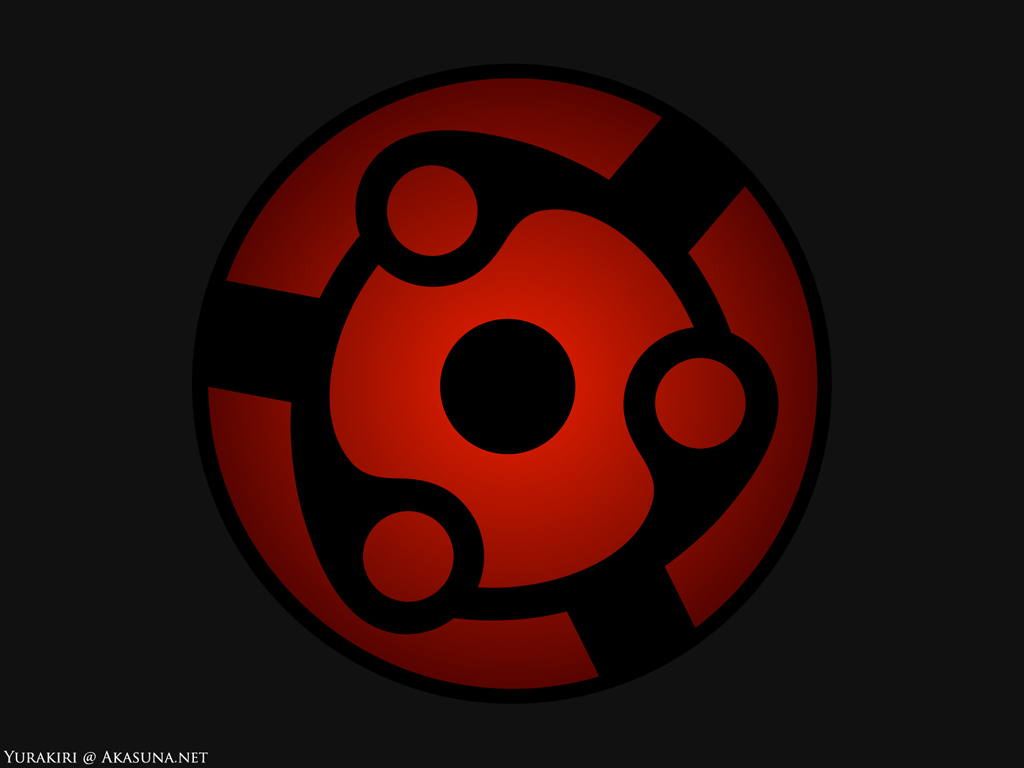 My Wallpaper Design By Shear 3 Mangekyou Sharingan 1024x768