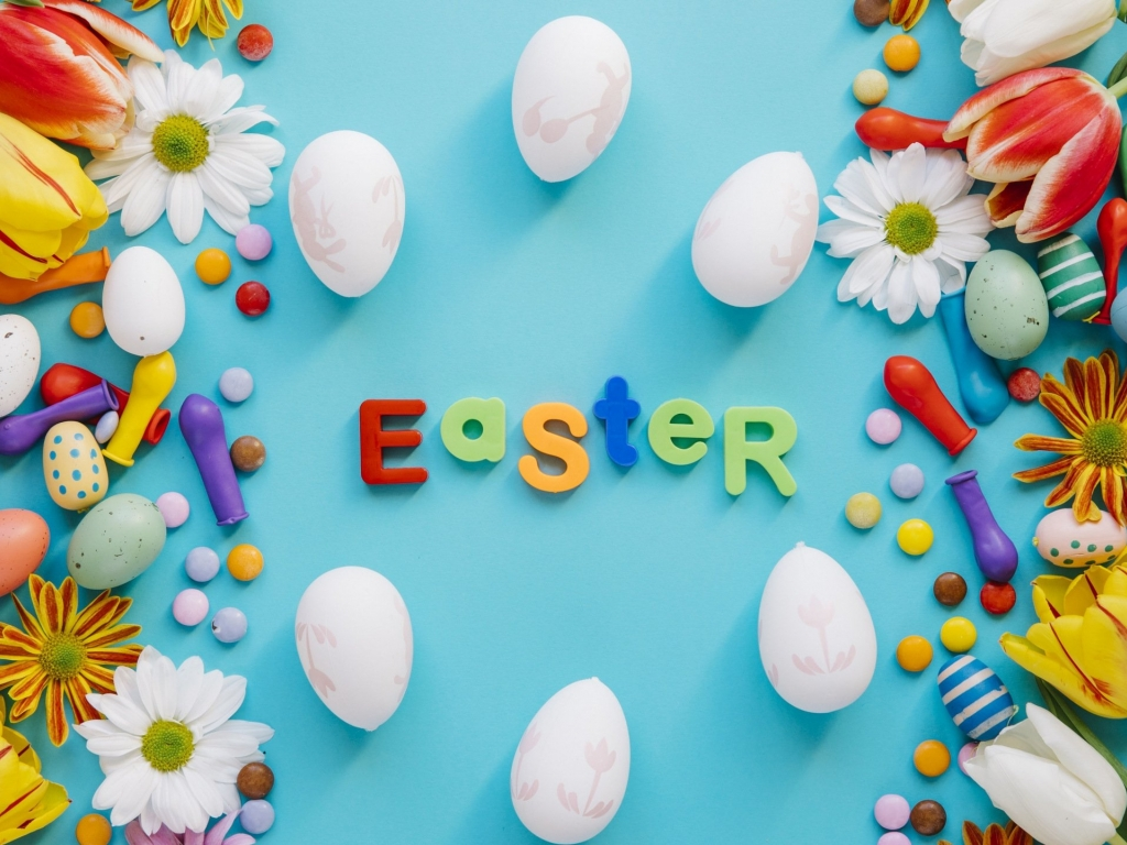 easter 4K wallpapers for your desktop or mobile screen and 1024x768
