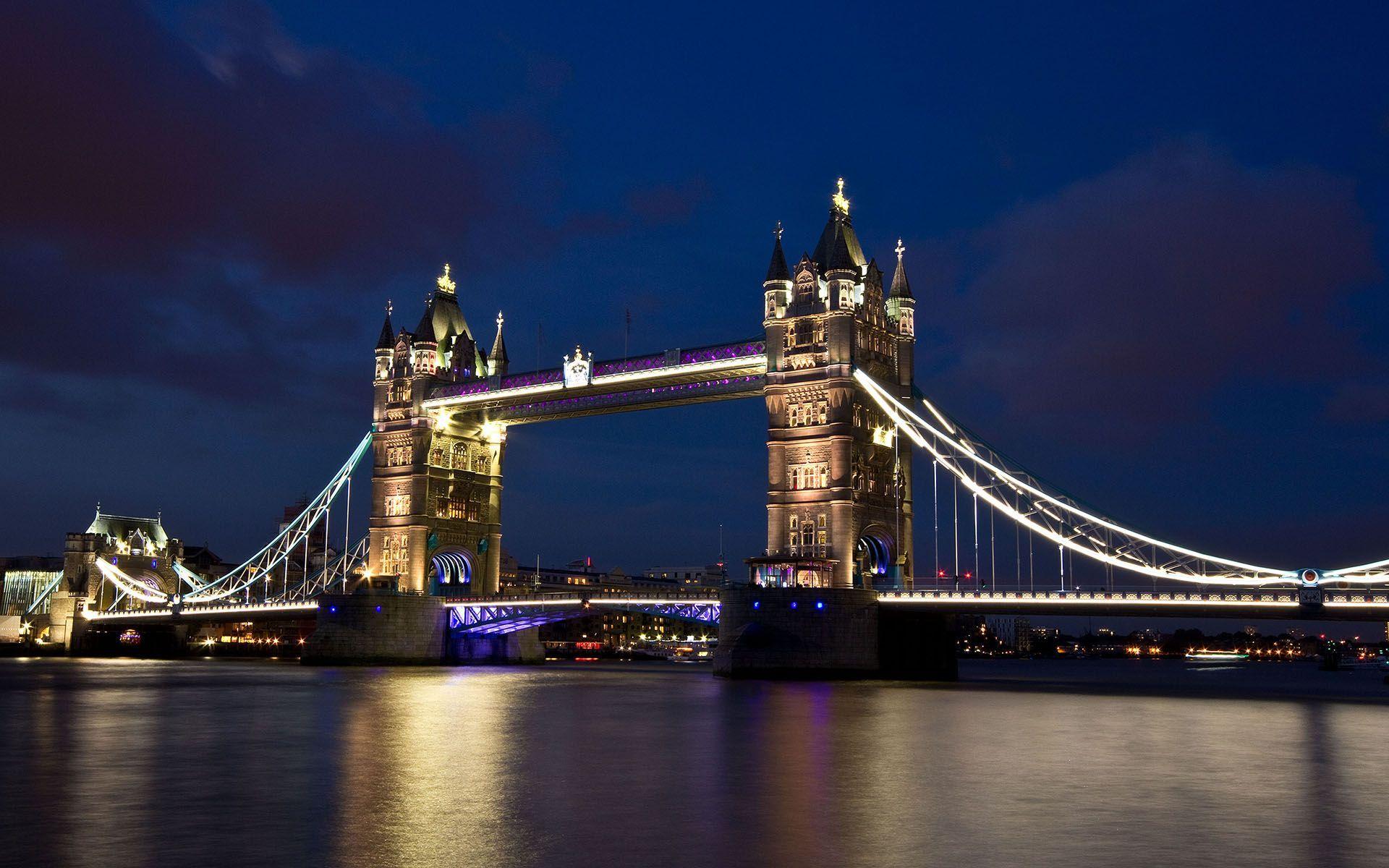 Tower Bridge London wallpaper 17887 1920x1200
