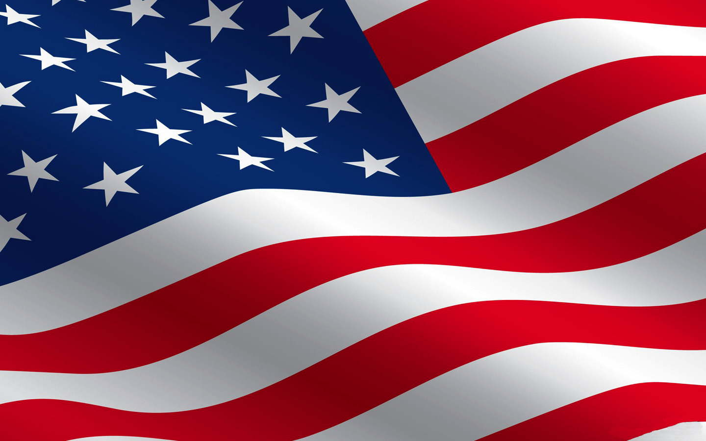US Flag Wallpapers 1440x900
