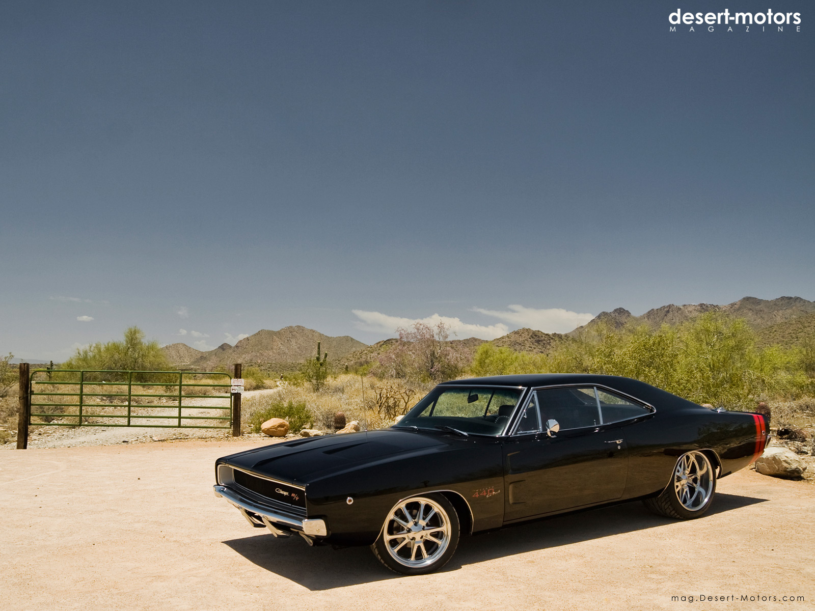 Dodge Charger 1970 Wallpaper 1600x1200