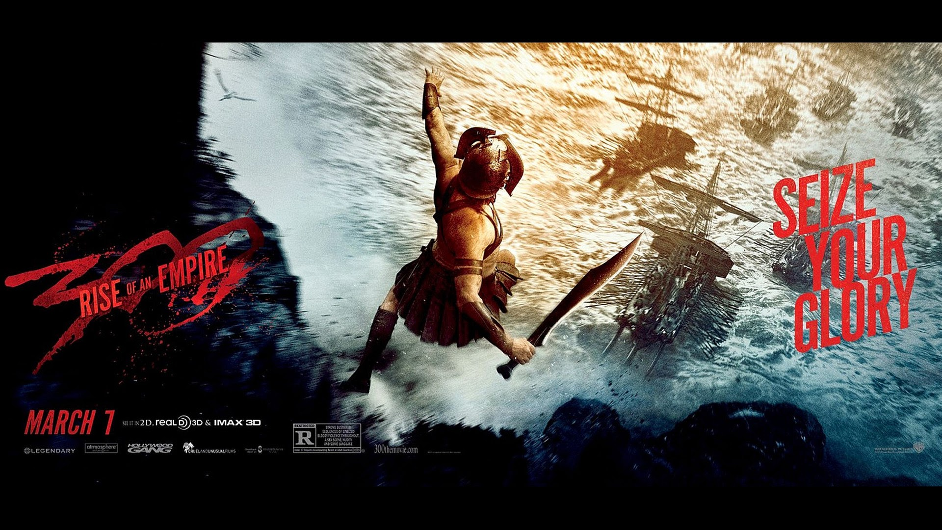 300 rise of an empire poster 2014 movie hd wallpaper 1920x1080 4h 1920x1080