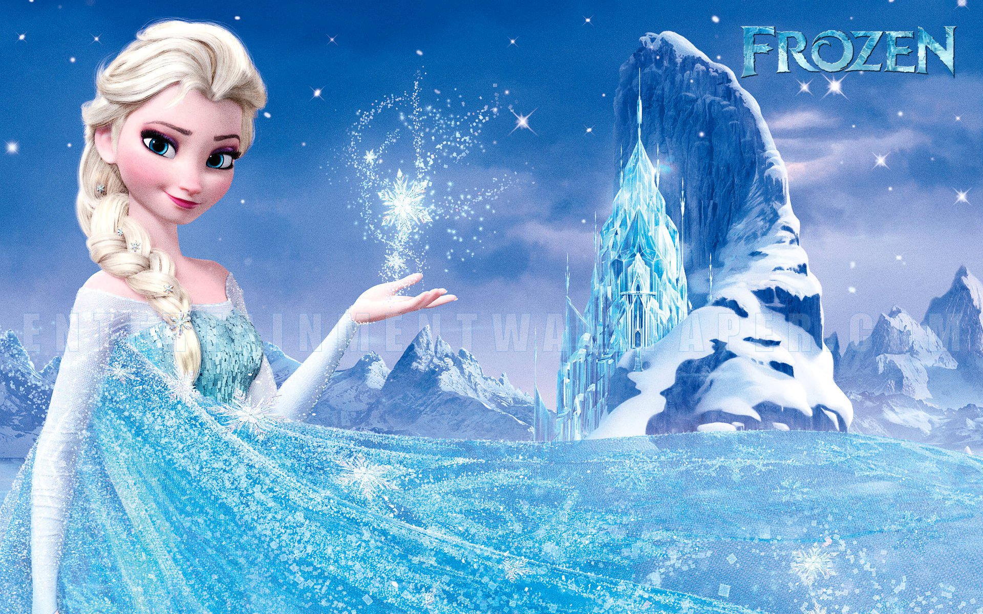Elsa Wallpaper   Frozen Wallpaper 36149216 1920x1200