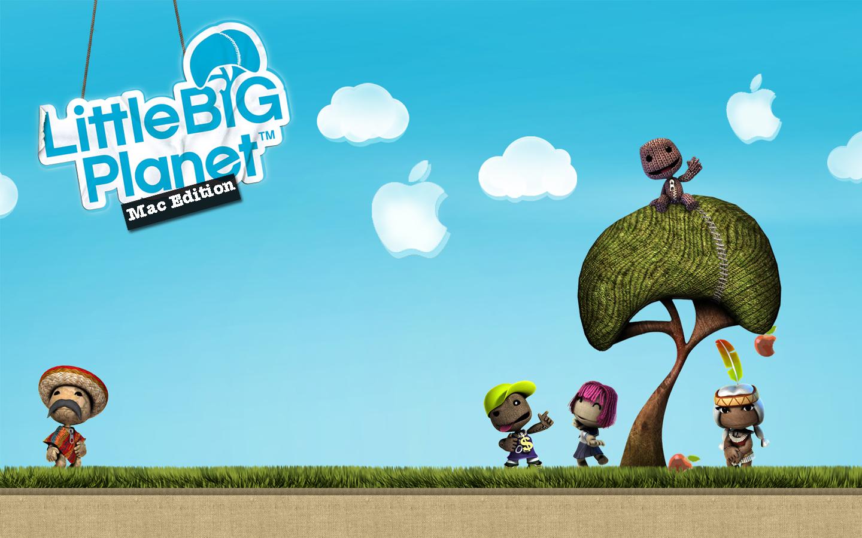 графика игры The Little Big Planet graphics game  № 1878069  скачать