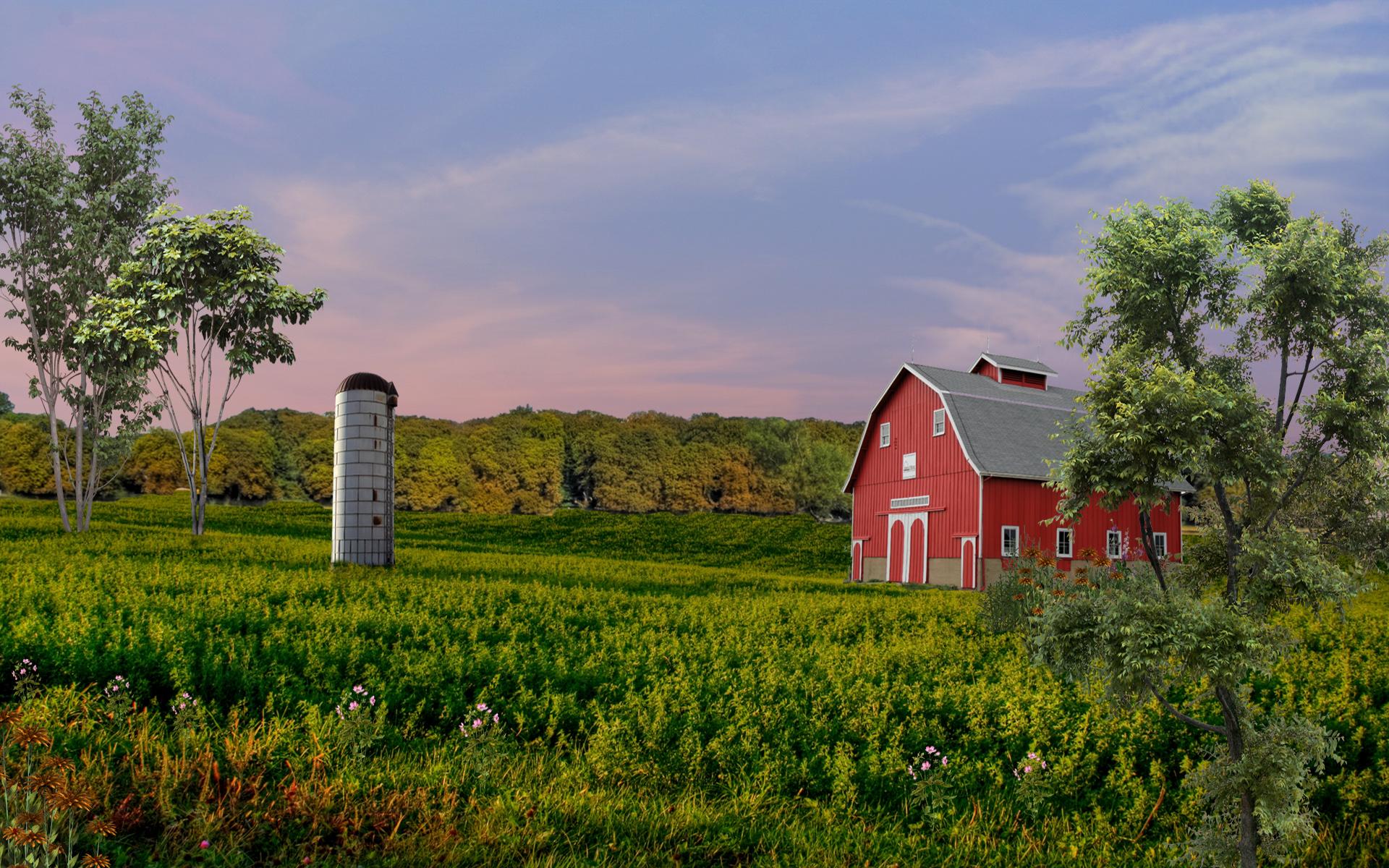 Virginia Farm wallpaper   282296 1920x1200