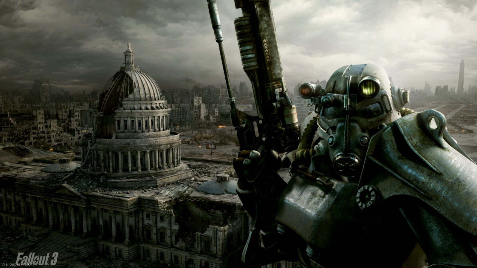 x Wallpaper Fallout