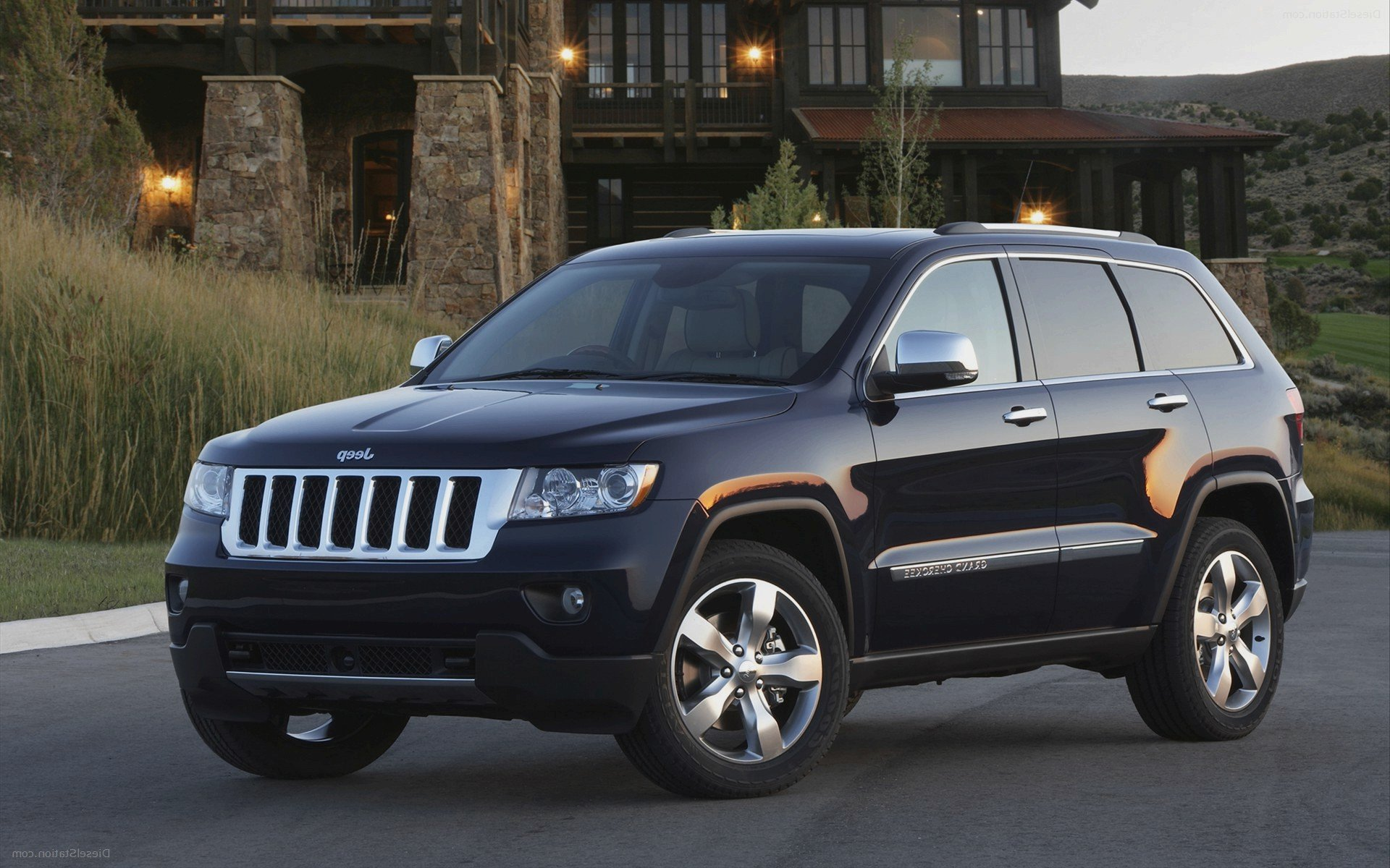 Auto jeep car brand jeep grand cherokee wallpapers