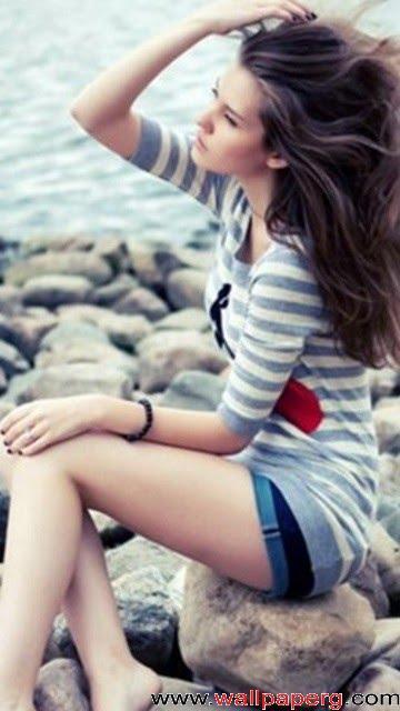 Download Miss stylish girls   Flirty girl with attitude 360x640