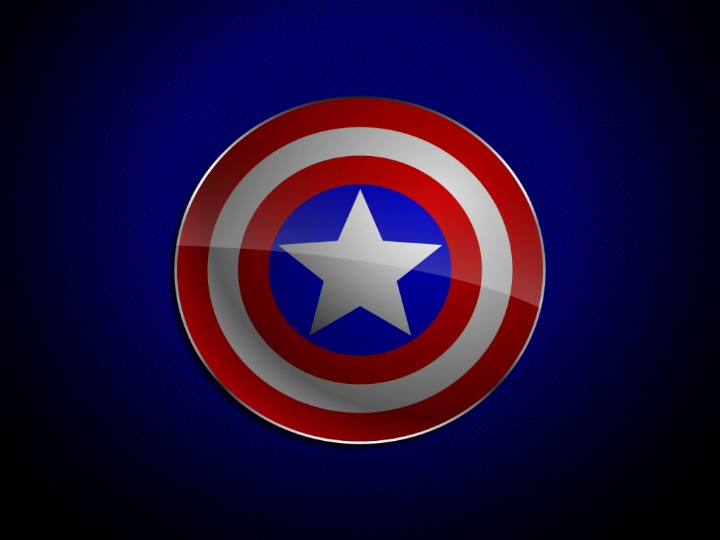 Pictures Blog Captain America Logo 1024x768