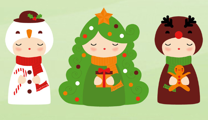 Momiji Dolls Christmas 670x387