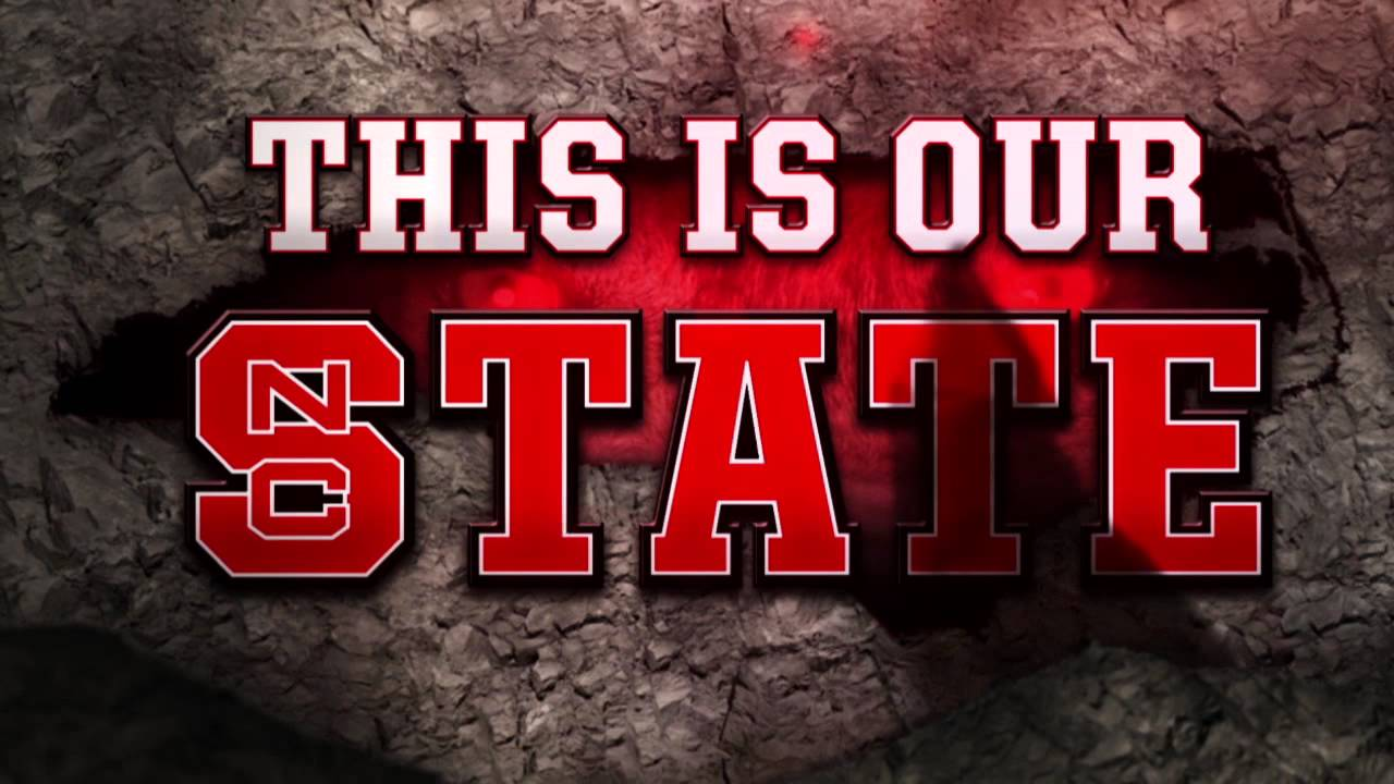 2013 NC State Football Intro Video 1280x720