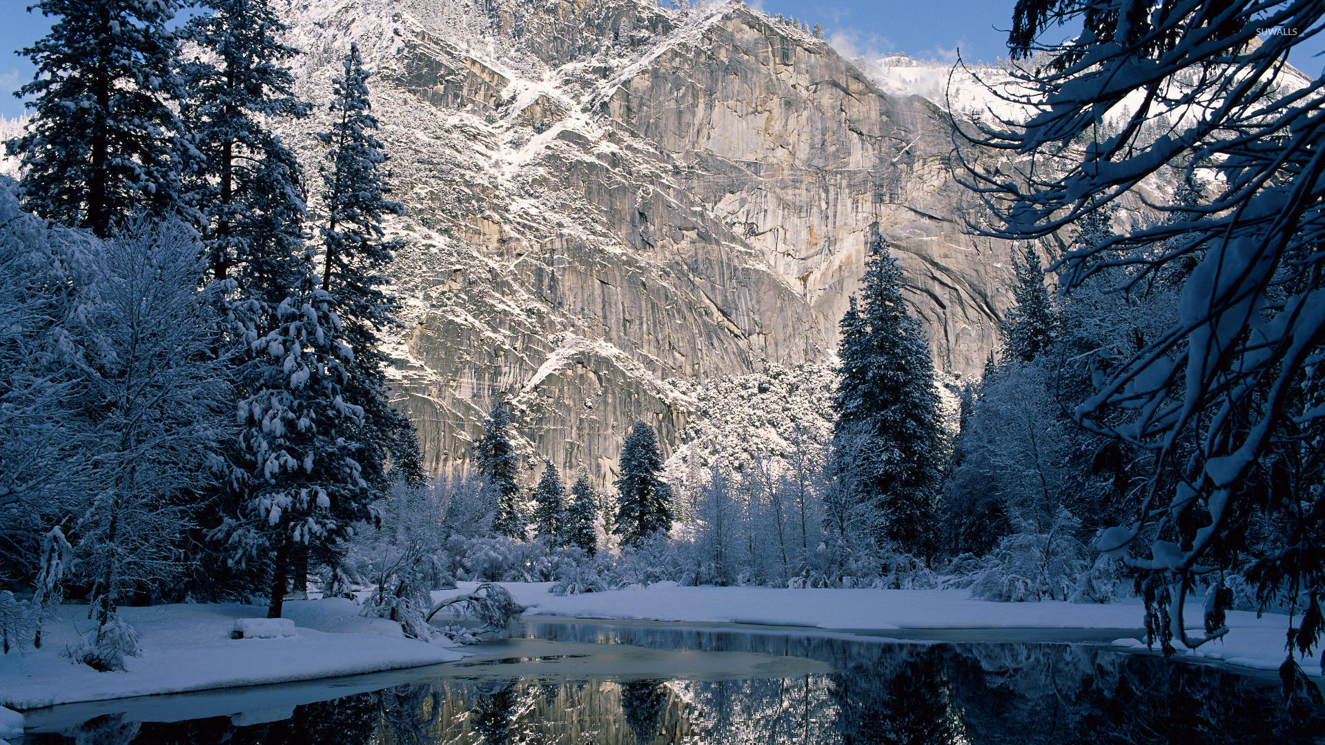 Yosemite National Park wallpaper   Nature wallpapers   9370 1366x768