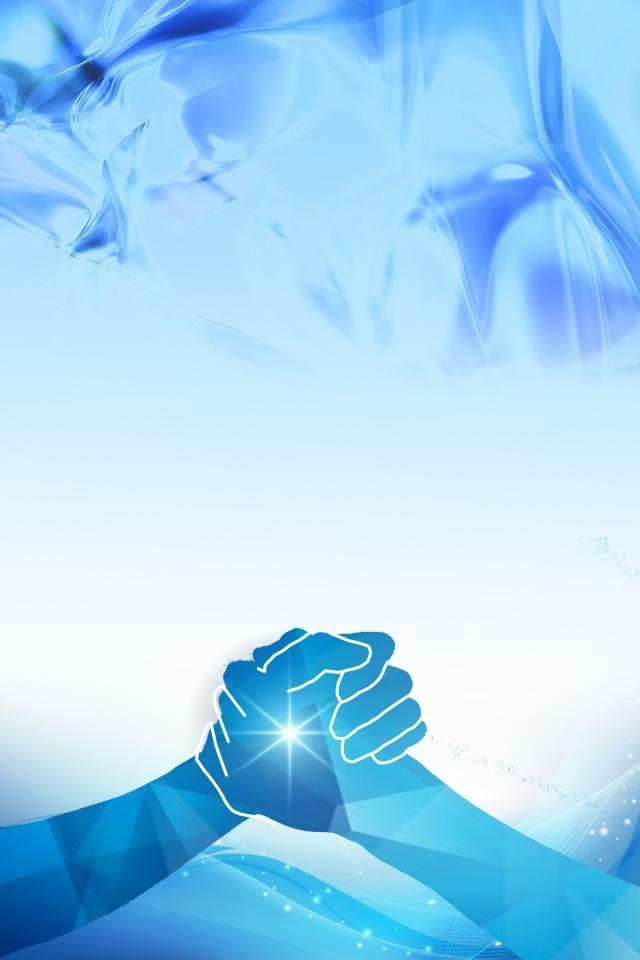 Business Handshake Finance Business Cooperation Atmosphere 640x960