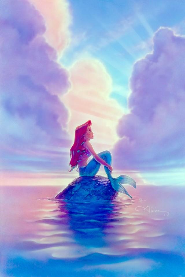 Disney Fine Art iPhone wallpapers feel to   Its Kind of Fun 640x960